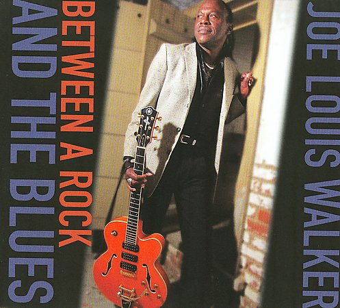 Joe Louis Walker - Between A Rock And A Blues